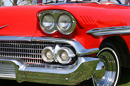Classic Automobile Valuation Services for the Insurance Industry