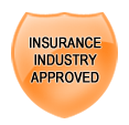 Motorcycle Appraisals approved for use by the Insurance Industry